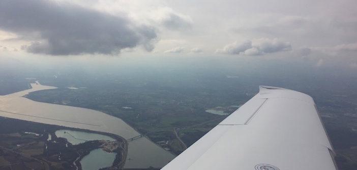 IFR-Trainingsflug nach Baden-Baden (EDSB)