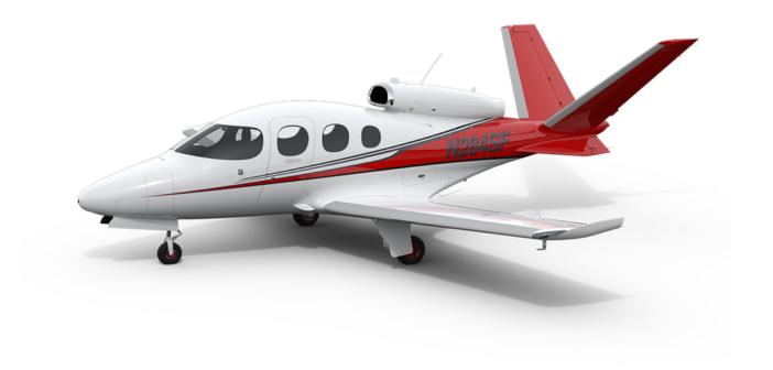 Cirrus SF50-Jet zertifiziert
