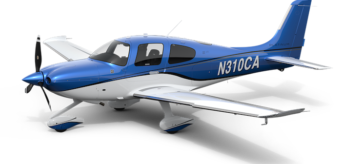 2017: Cirrus Generation 6